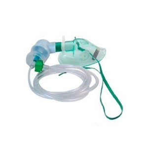 Kit de Nebulização com Máscara de Oxigênio e Acessórios