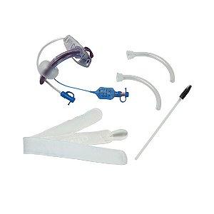 Cânula de Traqueostomia Blue Line Ultra Suctionaid com Inner da Portex - Unidade
