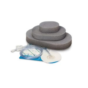 GranuFoam Silver - Curativo de Feridas por Pressão Negativa VAC Therapy KCI