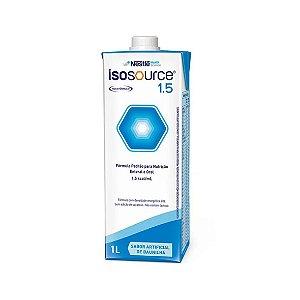 Isosource 1,5 Cal de 1 Litro da Nestlé - Unidade