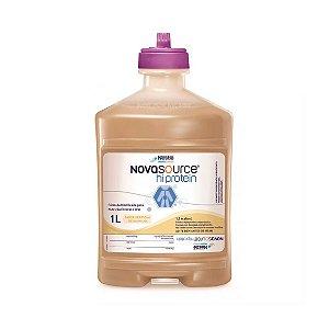 Novasource Hi Protein Sf 1,5 Cal com Entrada em Cruz de 1 Litro da Nestlé - Unidade