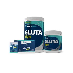 Gluta Dyn Módulo de L-Glutamina para Nutrição Enteral ou Oral