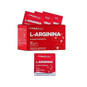 L-Arginina para Nutrição Enteral ou Oral - 30 Sachês