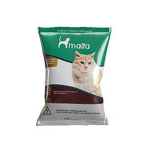 Ração Malta Premium para Gatos, sabor Peixes - 100g