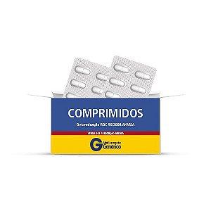 Hidroclorotiazida 50mg - 20 comprimidos