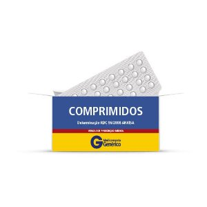 Rosuvastatina 5mg da EMS - 60 Comprimidos