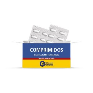 Pantoprazol 40mg da Germed - 28 Comprimidos