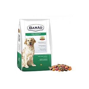 Ração Barão Premium Cães Adultos-Carne e Vegetais
