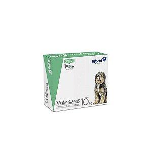 VermiCanis 800mg, Vermífugo para Cães até 10 Kg - 04 comprimido