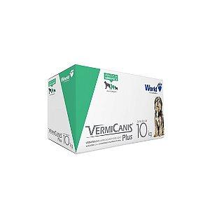 VermiCanis 800mg, Vermífugo para Cães até 10 Kg - 40 Comprimidos