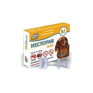 Antipulga Hectopar Spot M Cães de 4 a 10 Kg