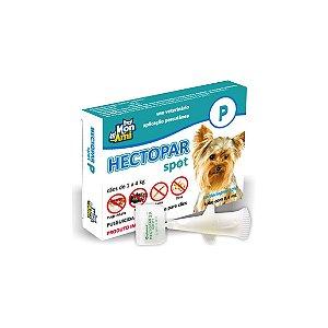 Antipulga Hectopar Spot para Cães de 1 a 4 Kg