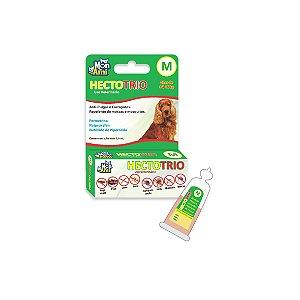 Antipulga Hectotrio Spot M Cães 8 a 16 Kg