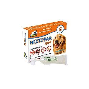 Hectopar Spot G Cães de 10 a 25 Kg
