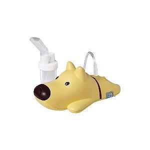 Inalador Nebulizador N160, Modelo Cachorrinho - ROSSMAX