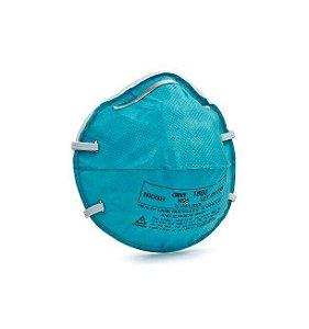Máscara Descartável N95 Cirurgica 3M tipo Concha - Unidade