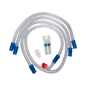 Circuito Simples 1,50m mais 1,80m, Válvula Leak Port Adulto - Unidade
