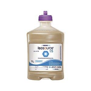 Isosource 1.5 Cal Sistema Fechado de 1 Litro da Nestlé - Unidade