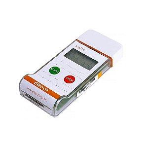 Loget6 Datalogger Controle de Temperatura (-30 a 70º), Descartável da Elitech - Unidade