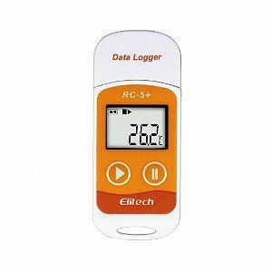 Datalogger RC-5+ Controle de temperatura (-30 A 70°C), leitura USB da Elitech - Unidade