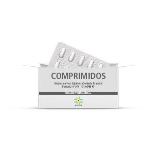 Mirtazapina 30mg da Pharlab - Caixa com 30 comprimidos Orodispersíveis