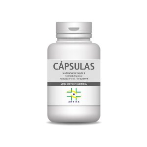 Cloridrato de Fluoxetina 20mg da Pharlab - Caixa 30 Cápsulas