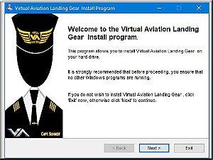 Virtual Aviation Store:Atualização do seu Trem de Pouso