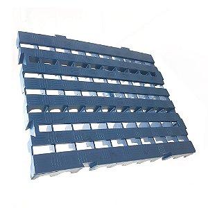 Estrado Plástico 40 X 50 X 4,5 AZUL