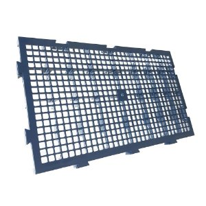 Estrado Plástico 30 X 50 X 2,5 AZUL