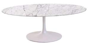 Mesa Saarinen Carrara