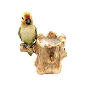 Vasinho Decorativo com Tronco