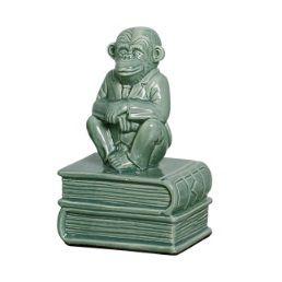 Macaco Livro Verde