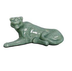 Tigre verde escuro