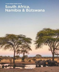 Livro Africa Namibia e Botswana