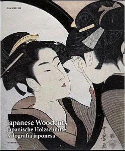 Livro Japanese Woodcuts