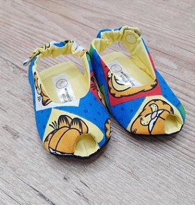 Sapatinho Peep Toe Garfield