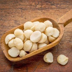 Macadamia Torrada com Sal - 200g