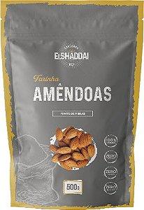 Farinha de Amêndoa - 500g