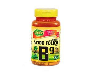 ÁCIDO FÓLICO + B9 - 60 CAPSULAS