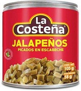 CONSERVA DE PIMENTA JALAPEÑO - 105G
