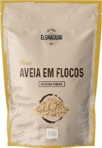 AVEIA EM FLOCOS 500G