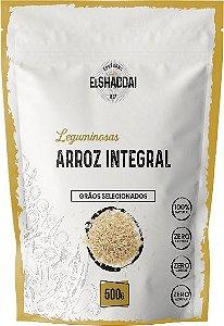 ARROZ INTEGRAL - 500G