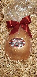 Ovo de Páscoa Vegano trufado de Brigadeiro 1,5kg ( acompanha trufas dentro)