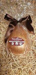Ovo de Pascoa trufado de brigadeiro Vegano - 1kg (acompanha trugas dentro)