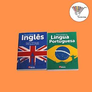 Dicionário de Língua Portuguesa e Língua Inglêsa.