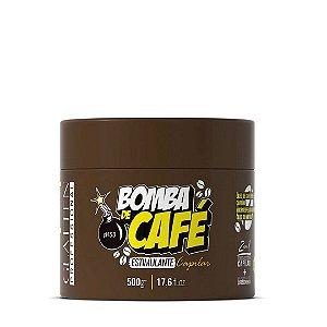 Máscara Bomba De Café 500g - Glatten