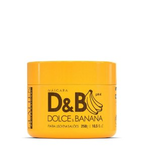Mascara Dolce e Banana 250g - Glatten