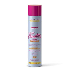 Shampoo Chantilly 300ml - Glatten