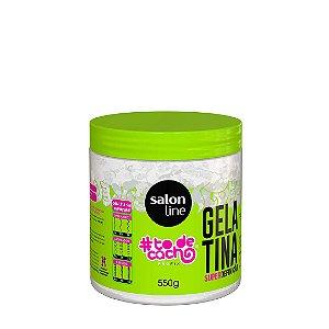 Gelatina Super Definição -550g -Salon line
