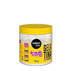 Gelatina Super Transição - 550G- Salon line